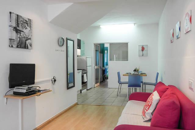 5 min to Centre and Beach - AP1 - Groundfloor Apt. - Image 1 - Marsascala - rentals