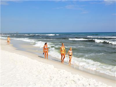 """Island Palms Unit 1B"" Ground Floor, Small uncrowded complex, Affordable!! - Image 1 - Fort Walton Beach - rentals"