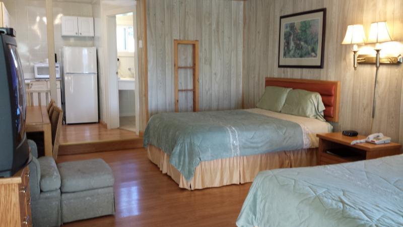 Family Suite (room 16) - Image 1 - Fort Bragg - rentals