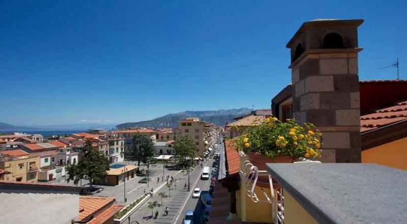 Il Centrale view - IL CENTRALE - Sorrento centre - Sorrento - rentals