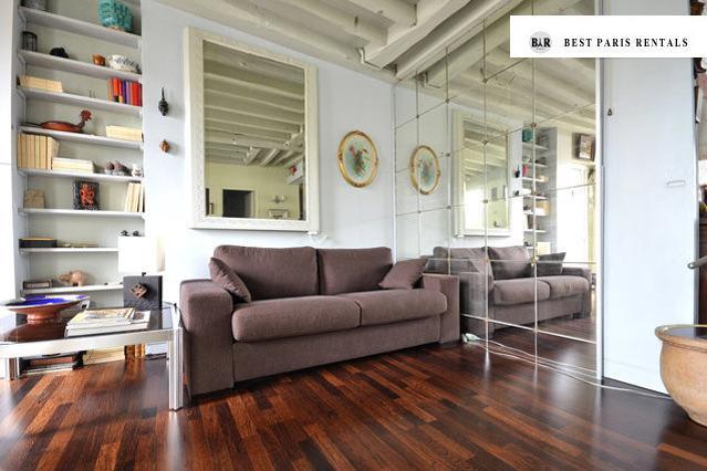 1 - Lovely Moulin Rouge apartment 4 sleeps 45m² - Paris - rentals