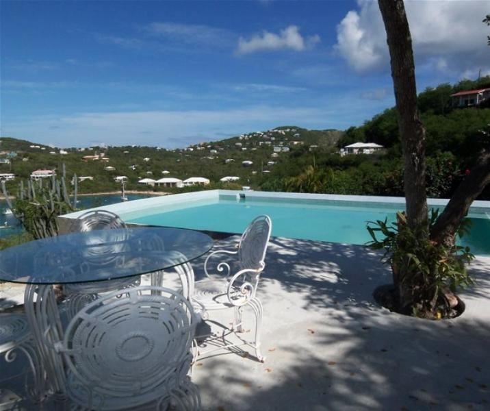 Great Expectations at Chocolate Hole, St. John - Pool & Hot Tub, Ocean Views - Image 1 - Chocolate Hole - rentals