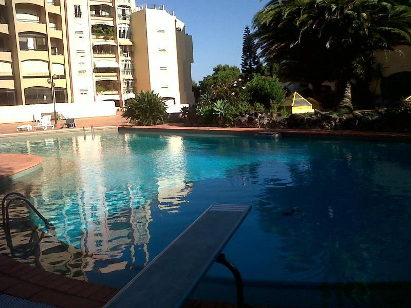 Pool - Beautiful condominnium in Cascais close to the beaches - Cascais - rentals