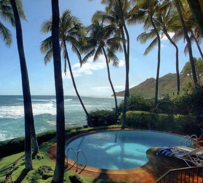 Diamondhead Oceanfront Retreat - Image 1 - Honolulu - rentals