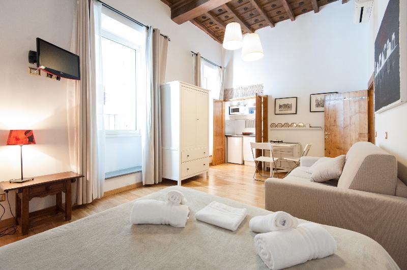 NavonaTWO - RESIDENZA SANSONI  easy & quite -Navona - S. Peter - Rome - rentals