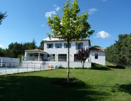 Holiday rental Villas Aix en Provence - Puyricard (Bouches-du-Rhône), 260 m², 3 500 € - Image 1 - Puyricard - rentals