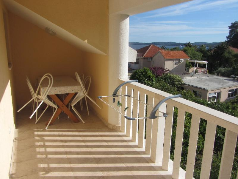 A11(4+2): balcony - 01817OREB A11(4+2) - Orebic - Orebic - rentals