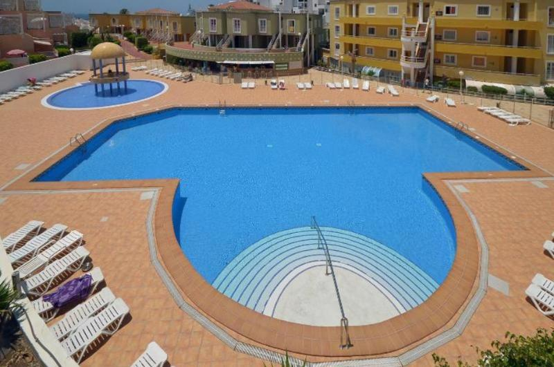 Apartment Torviscas Playa pool view 31 - Image 1 - Tenerife - rentals