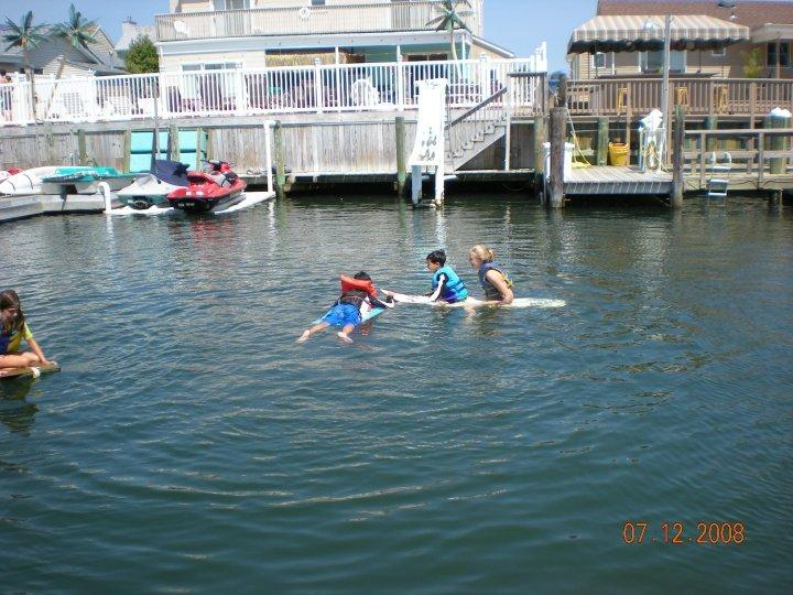 On the water minutes from the Inlet leading to the Atlantic Ocean. - Brigantine NJ on the Bay - Brigantine - rentals