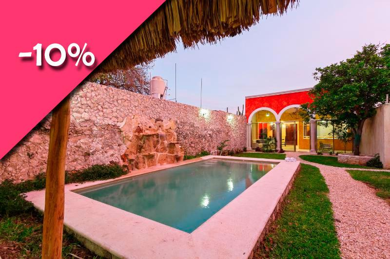 Casa Soleada - Image 1 - Merida - rentals