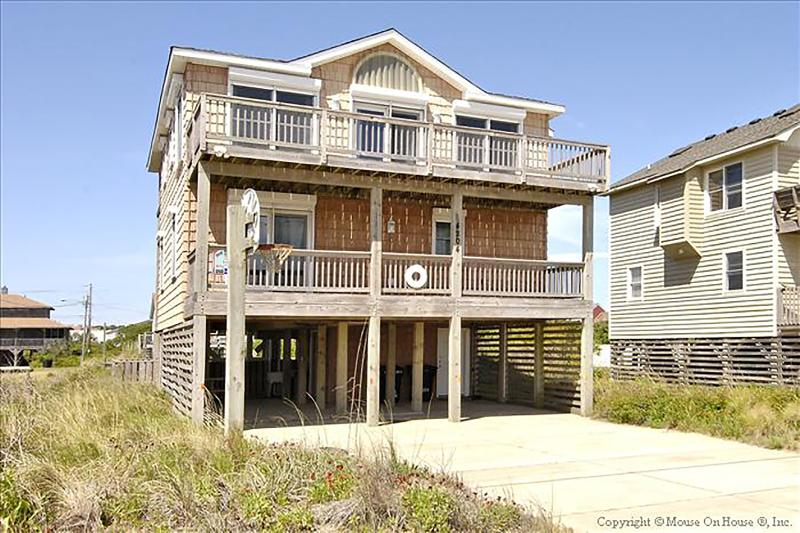 Decked Out - Image 1 - Kitty Hawk - rentals