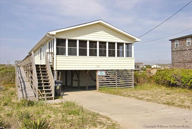 Beach Fin-atic - Image 1 - Kitty Hawk - rentals
