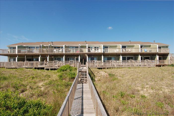 Seawalk Condos Unit 16 - Image 1 - Kill Devil Hills - rentals