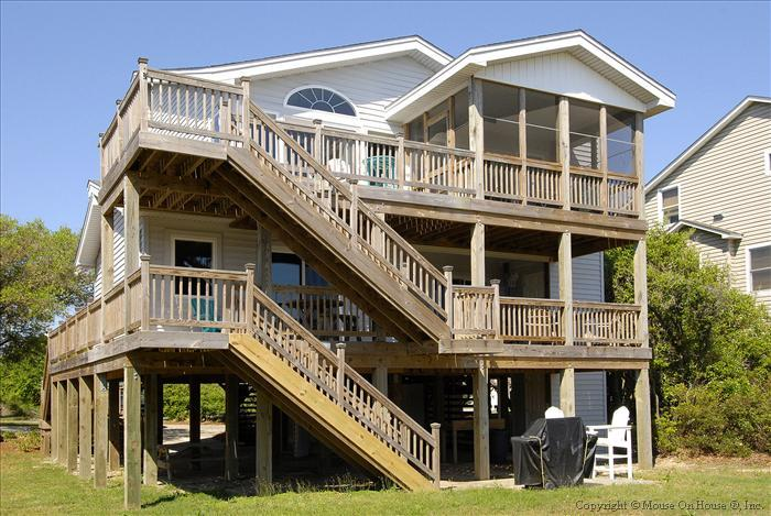 Carolina Hideaway - Image 1 - Kitty Hawk - rentals