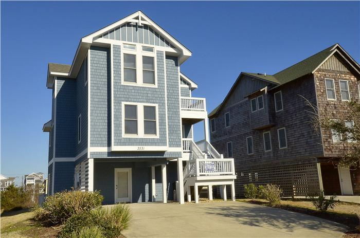 Todd House - Image 1 - Nags Head - rentals