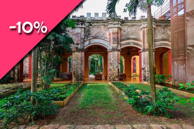 Hacienda Sac Chich - Image 1 - Acanceh - rentals