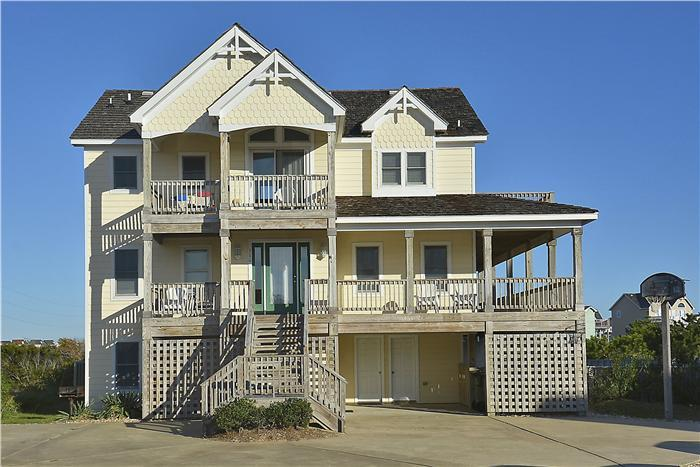 Ocean Watch - Image 1 - Nags Head - rentals