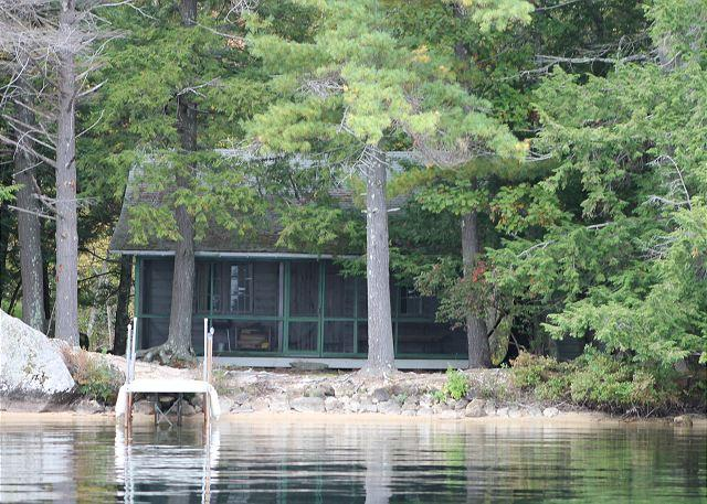 Ext - Sandy Beach Waterfront Lake Winni (AUS76W) - Moultonborough - rentals