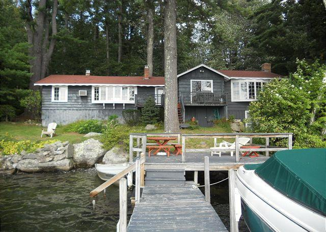 House - Outstanding Meredith Waterfront on Lake Winnipesaukee (MUT85W) - Meredith - rentals
