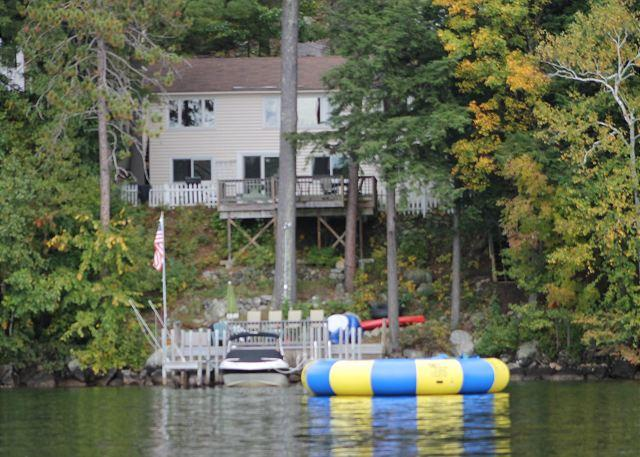 Ext - Incredible Meredith Bay Waterfront Rental with Kayaks Sleeps 6 (DAL67W) - Meredith - rentals