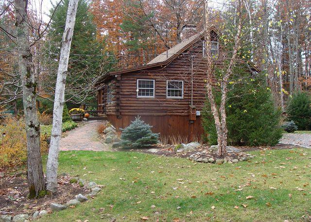 Ext - Log Cabin A Short Walk to Lake Winni (GRI15B) - Meredith - rentals