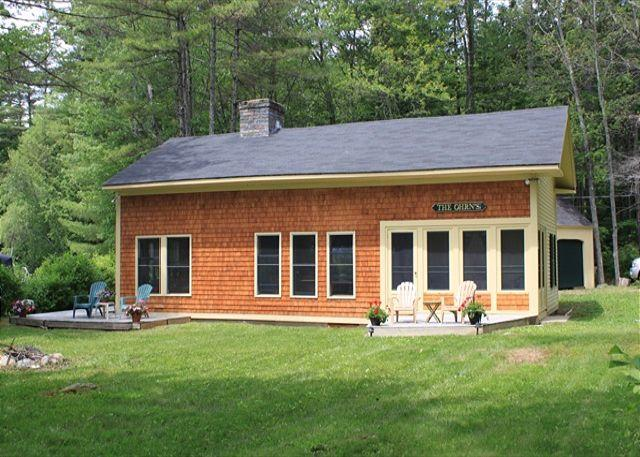 Exterior - Braun Bay Waterfront Lake Winnipesaukee(OHR48W) - Moultonborough - rentals