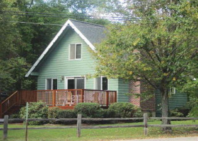 Front of House - Steps away from Lake Winnipesaukee (LAL211Bfp) - Moultonborough - rentals
