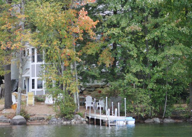 Ext - Unique and Absolutely Beautiful Vacation Home on Lake Winnipesaukee (HYN21Wc) - Meredith - rentals