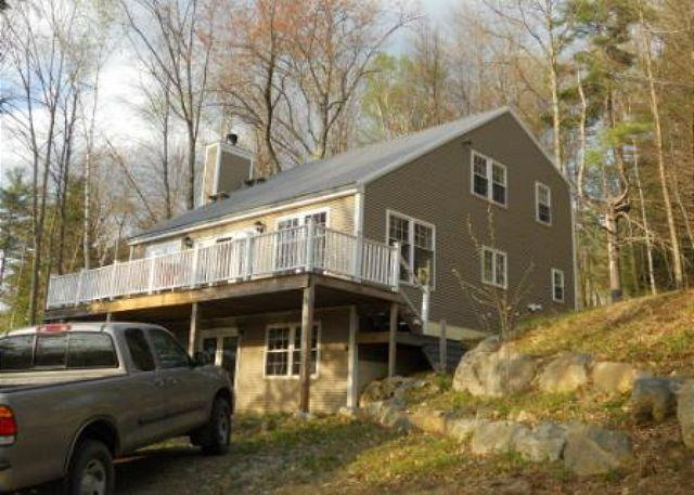 Exterior - Beach Access Home in Gunstock Acres (BOB46B) - Gilford - rentals