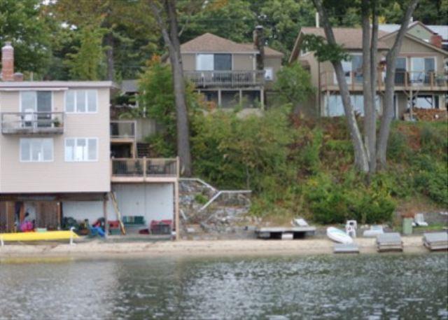 Condo - Lake Winnipesaukee Waterfront Condo (WRI59W) - Meredith - rentals