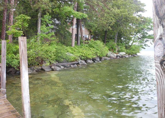Private boat launch on Winnipesaukee (WAL35Wf) - Image 1 - Meredith - rentals