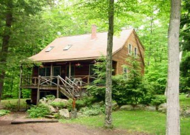 Outside of house - Beach Access Cabin Lake Kanasatka (FOR43Bplr) - Moultonborough - rentals