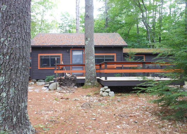 Foxlet Cabin Nestled on Squam Lake (FOX100Bf) - Image 1 - Moultonborough - rentals