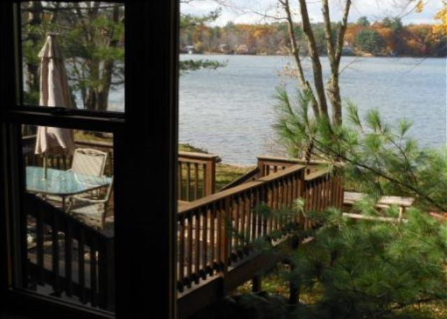Silver Lake Waterfront Fun and Sun! (JAC59Wp) - Image 1 - Belmont - rentals