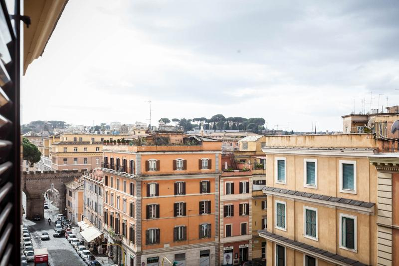 Panoramic attic in St. Peter! Rome in your hands - Image 1 - Rome - rentals