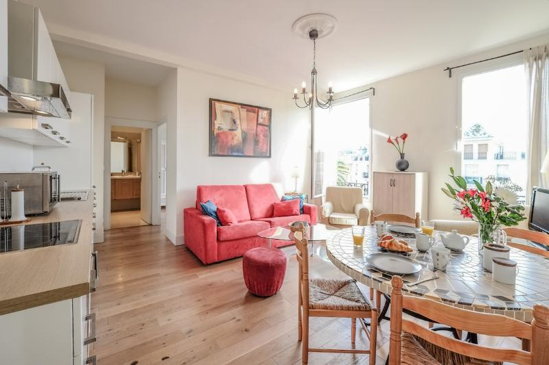 Etoile- Beautiful 2 Bedroom Apartment in Nice - Image 1 - Nice - rentals