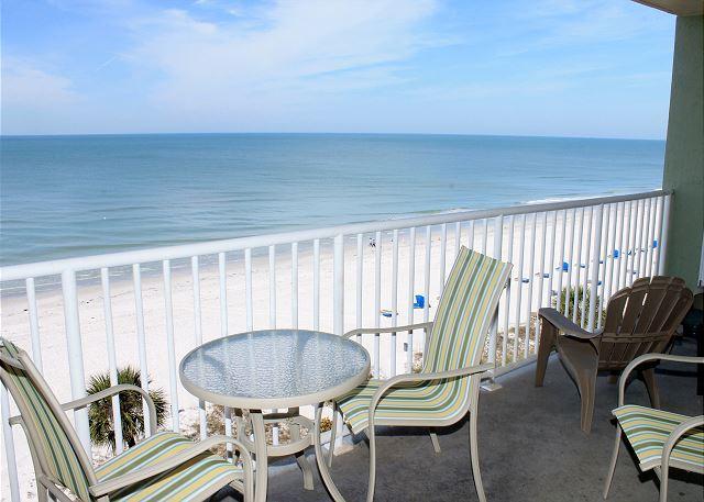 Sand Castle I Condominium 803 - Image 1 - Indian Shores - rentals