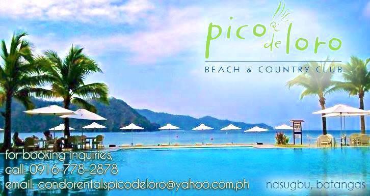 Pico De Loro Beach Resort & Club (Philippines) - Image 1 - Nasugbu - rentals