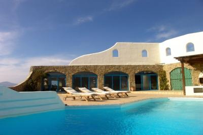Tremendous 5 Bedroom Villa in Houlakia - Image 1 - Houlakia - rentals