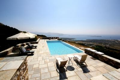 5 Bedroom Villa in Paros - Image 1 - Paros - rentals