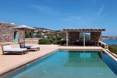 Unique 7 Bedroom Villa in Magganies - Image 1 - Agios Georgios - rentals
