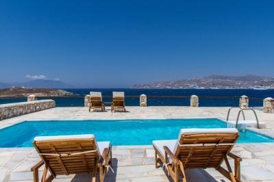 Alluring 3 Bedroom Villa in Mykonos - Image 1 - Mykonos - rentals