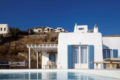 Amazing 4 Bedroom Villa in Mykonos - Image 1 - Mykonos - rentals