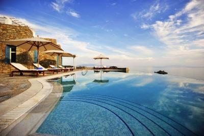 Cozy 5 Bedroom Villa in Mykonos - Image 1 - Mykonos - rentals