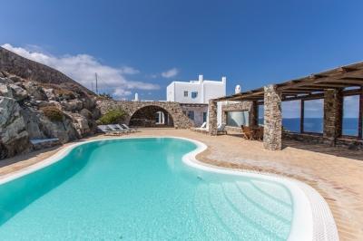 Spectacular 6 Bedroom Villa in Mykonos - Image 1 - Mykonos - rentals