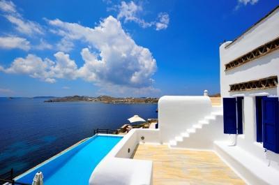 Extravagant 5 Bedroom Villa in Mykonos - Image 1 - Mykonos - rentals
