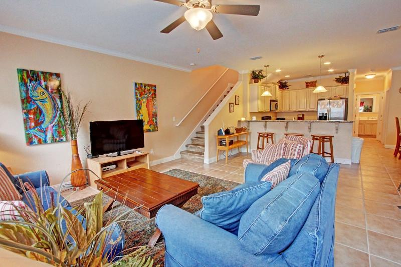 Betting On The Sun - Book Online! 3BR/3BA in Villages of Crystal Beach! New Flatscreens! Buy 3 nights or more get 1 FREE thru Feb 2015! - Image 1 - Destin - rentals