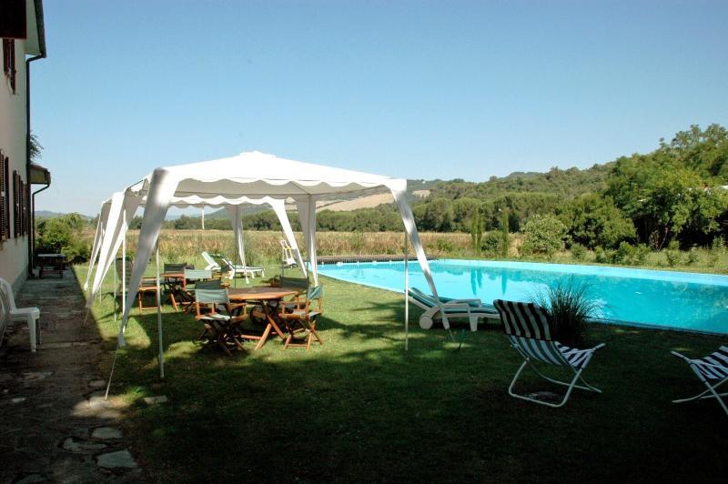 6 bedroom Villa in Volterra, San Gimignano, Volterra And Surroundings, Tuscany - Image 1 - Pomarance - rentals