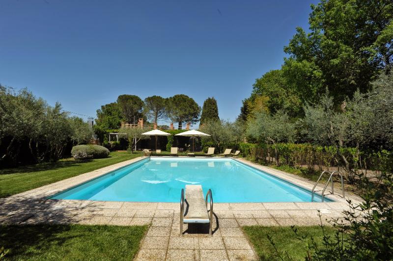 9 bedroom Villa in Perugia, Umbria, Italy : ref 2293991 - Image 1 - Sant'Enea - rentals