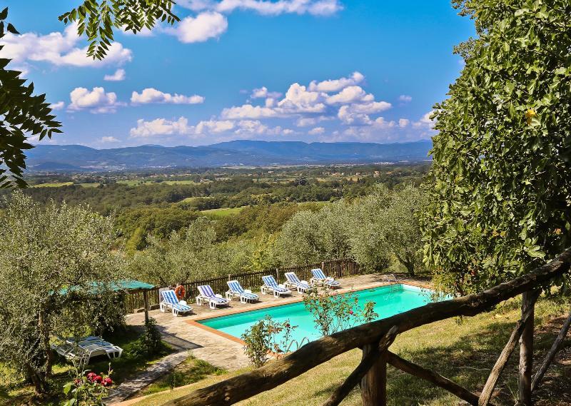 Villa Donatella - Image 1 - Borgo San Lorenzo - rentals